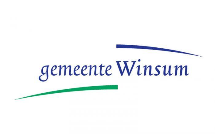 Gemeente Winsum Klanten van Textiel-Print