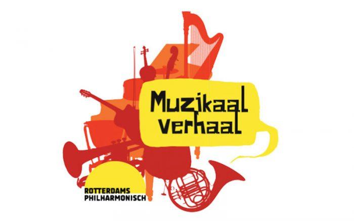 Rotterdams Filharmonisch bedrukt textiel bij Textiel-Print