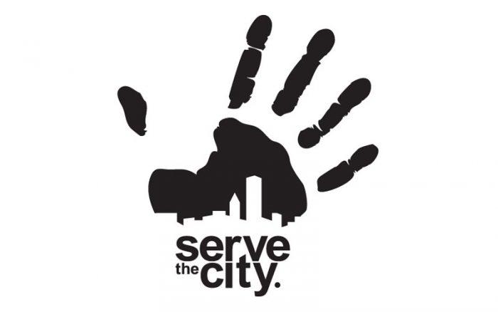 Serve the City Printing shirts