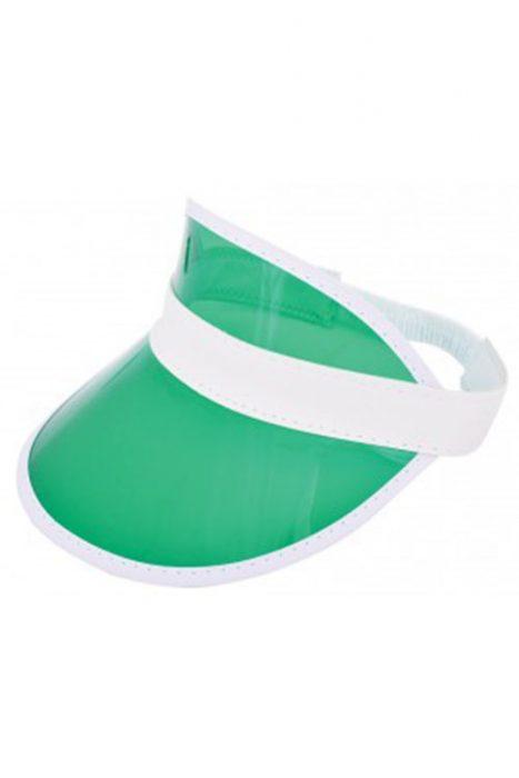 White / Light Green