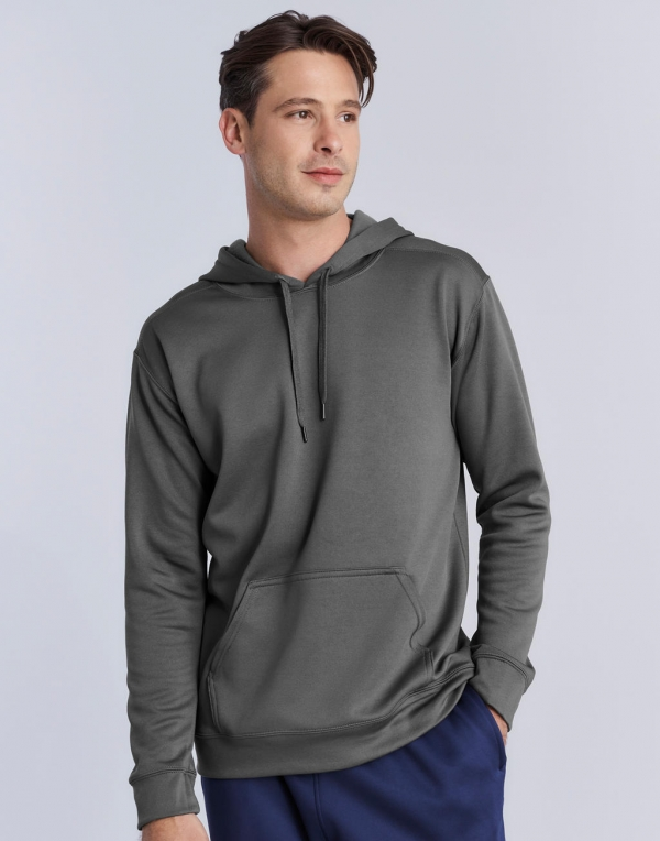 Sweater Hooded Performance