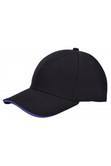 Black / Royal Blue