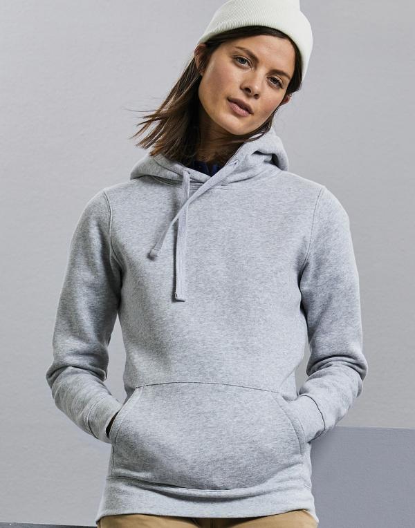 Ladies' Authentic Hooded Sweat