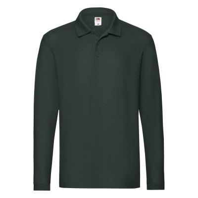 Premium Longsleeve Polo Unisex