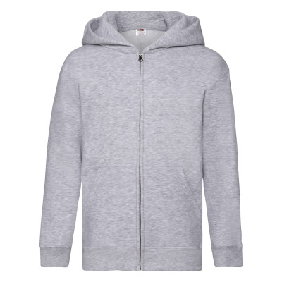 Kids Premium Hooded Sweat Jacket