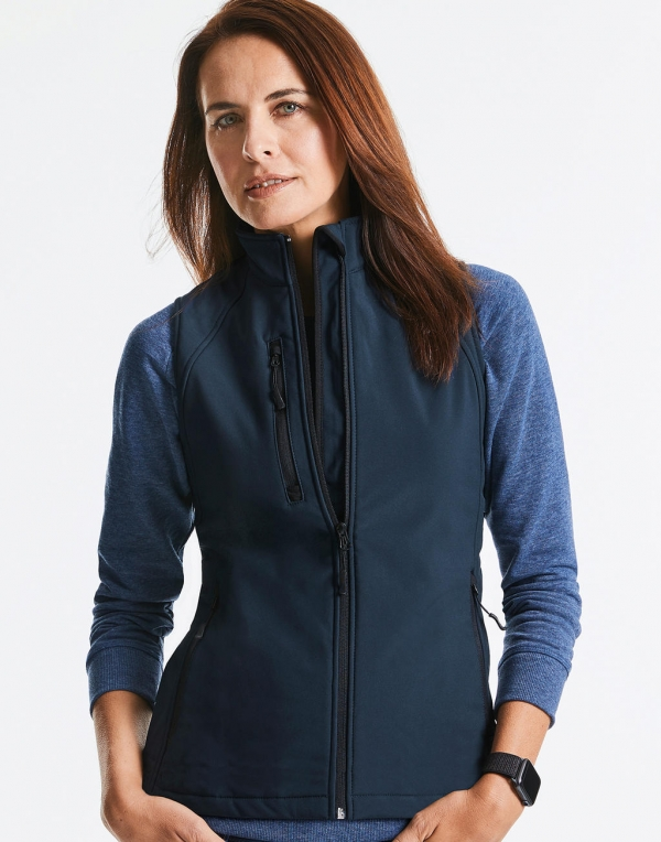 Softshell Gilet Women