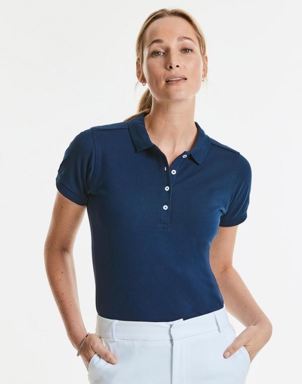 Ladies' Stretch Polo