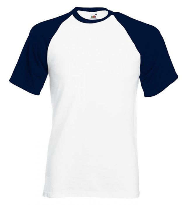 White / Deep Navy