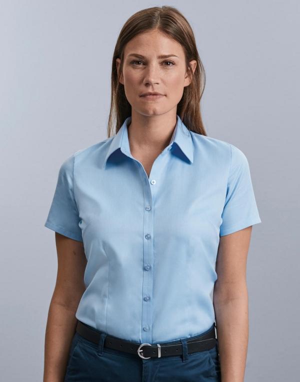 Herringbone Shirts Women