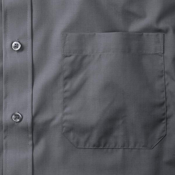 Polycotton Easy Care Poplin Shirts Men