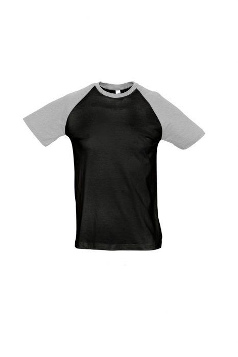 Black / Grey Melange