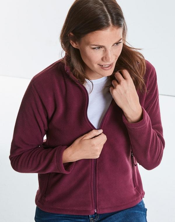 Ladies Full Zip Outdoor Fleece