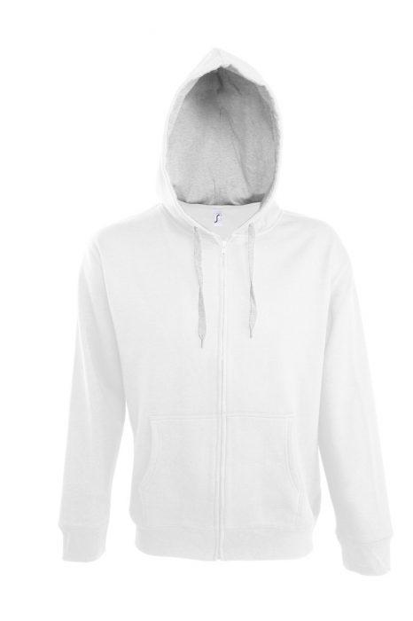White / Grey Melange