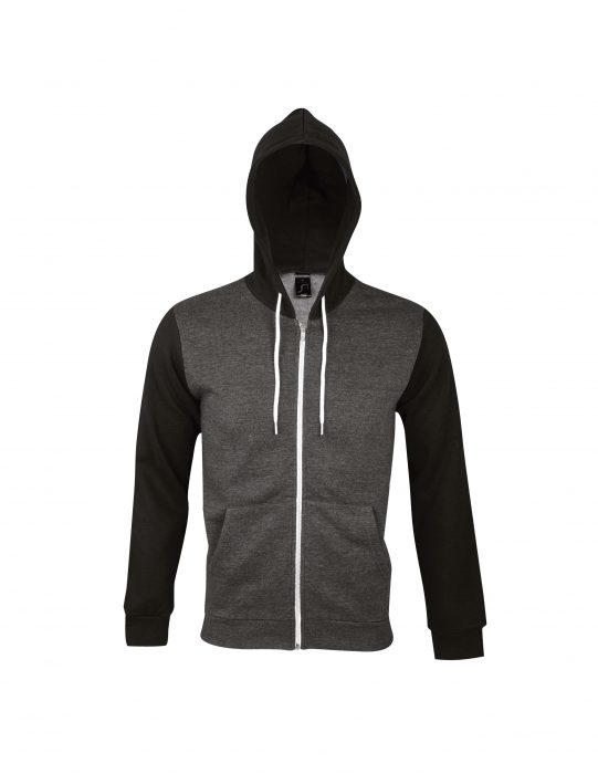 Charcoal Grey / Black