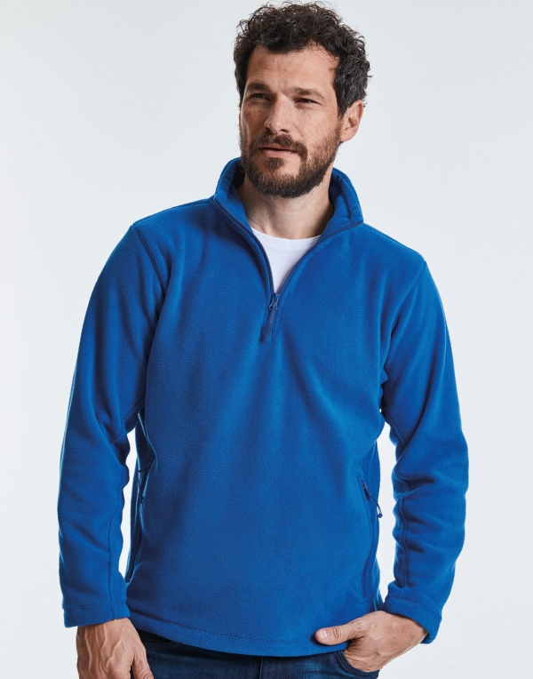 Quarter Zip Outdoor Fleece Unisex