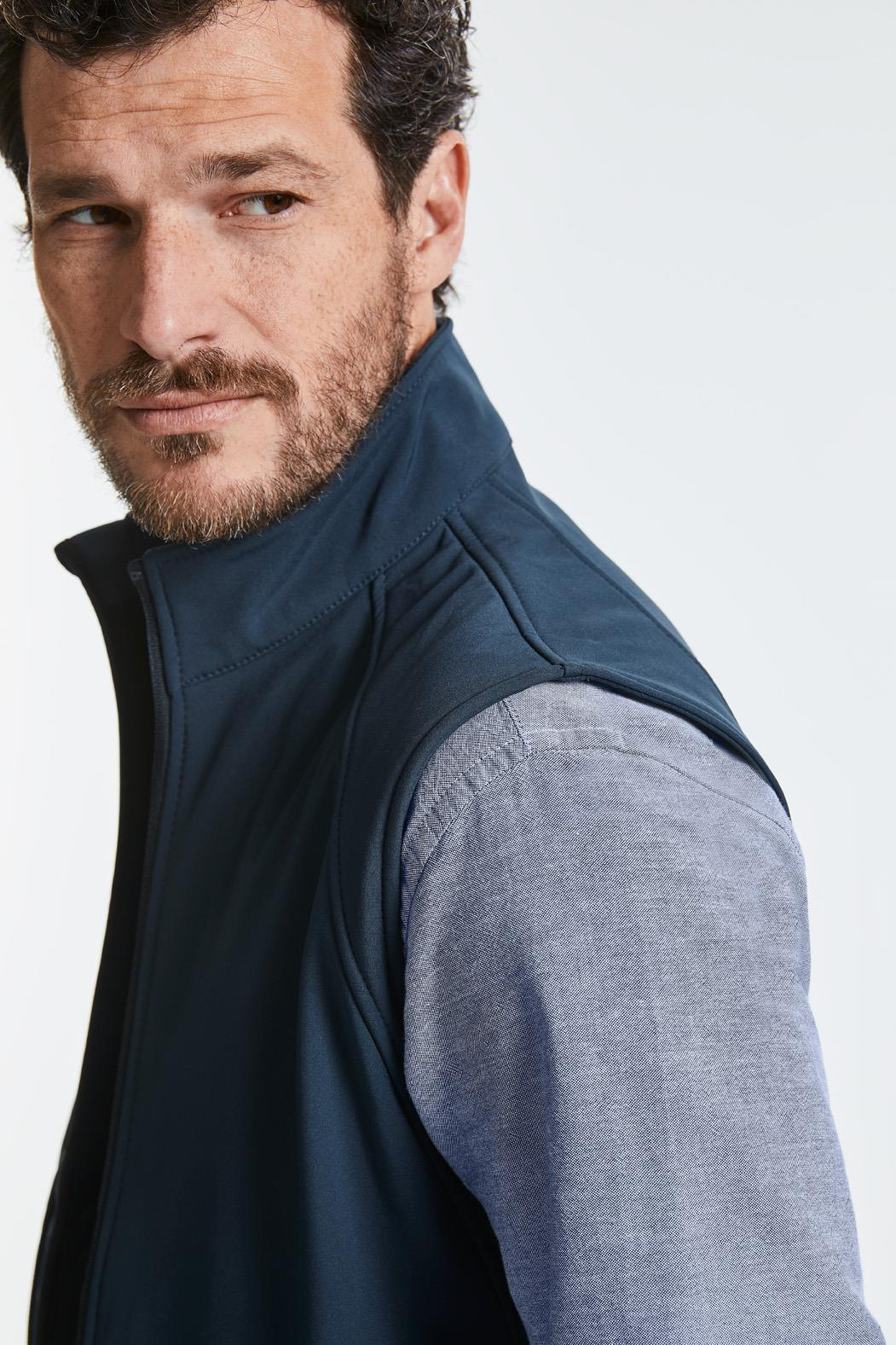 Softshell Gilet Men