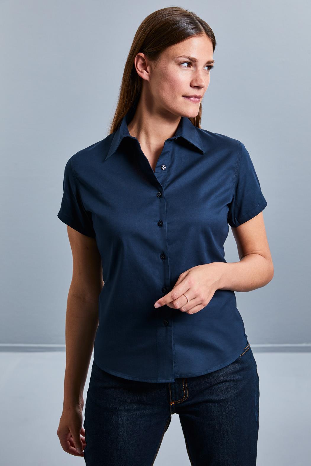 Classic Twill Shirts Women