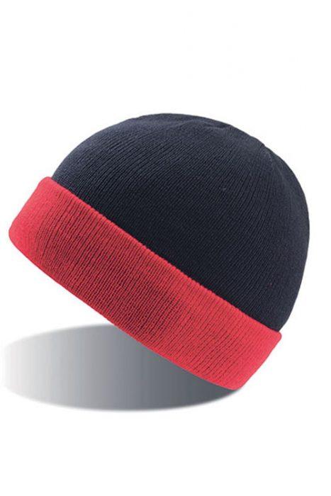 Navy / Red