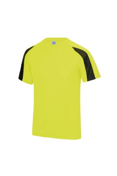 Electric Yellow / Jet Black