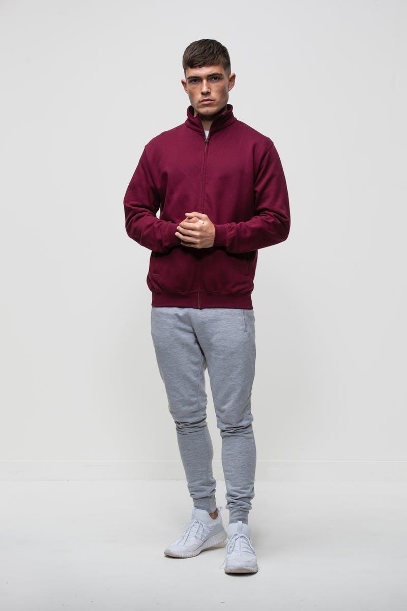 Fresher Full Zip Sweatshirt Unisex