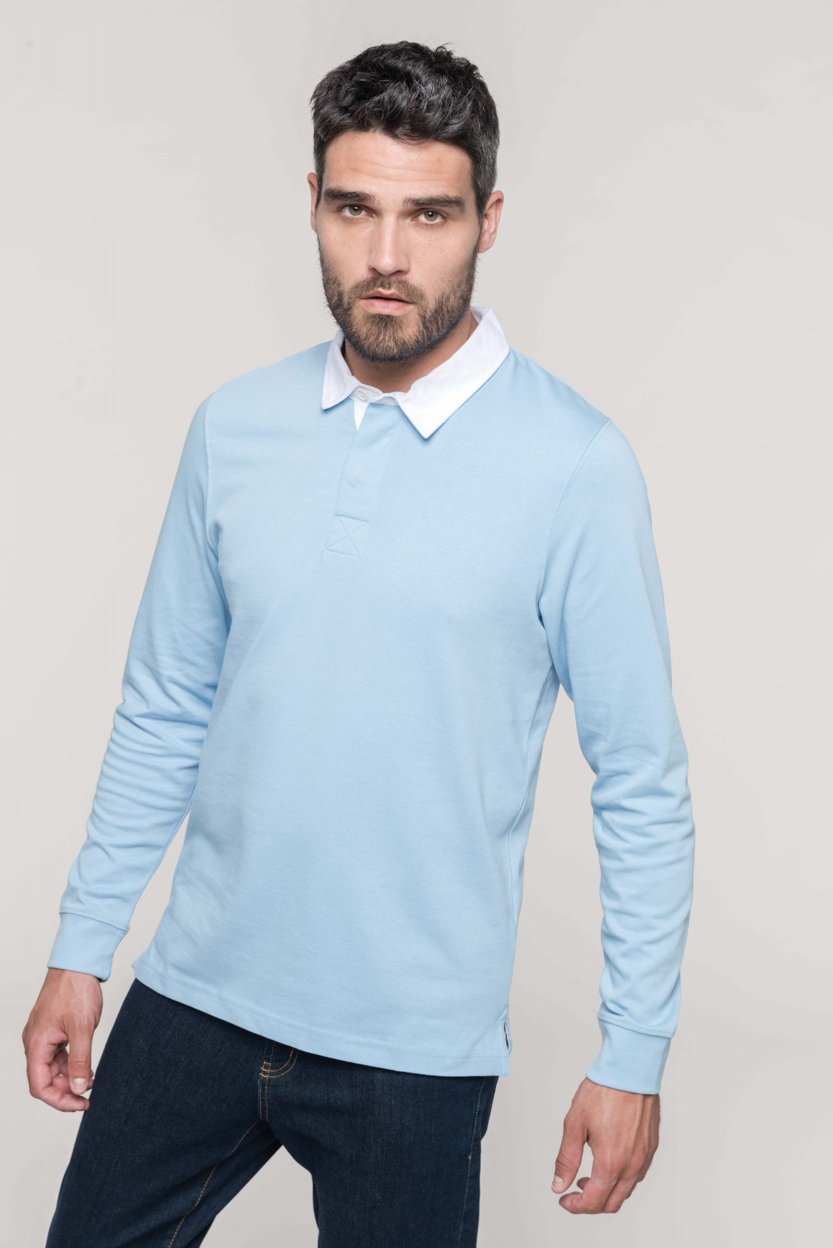 Rugby Polo Shirt Men