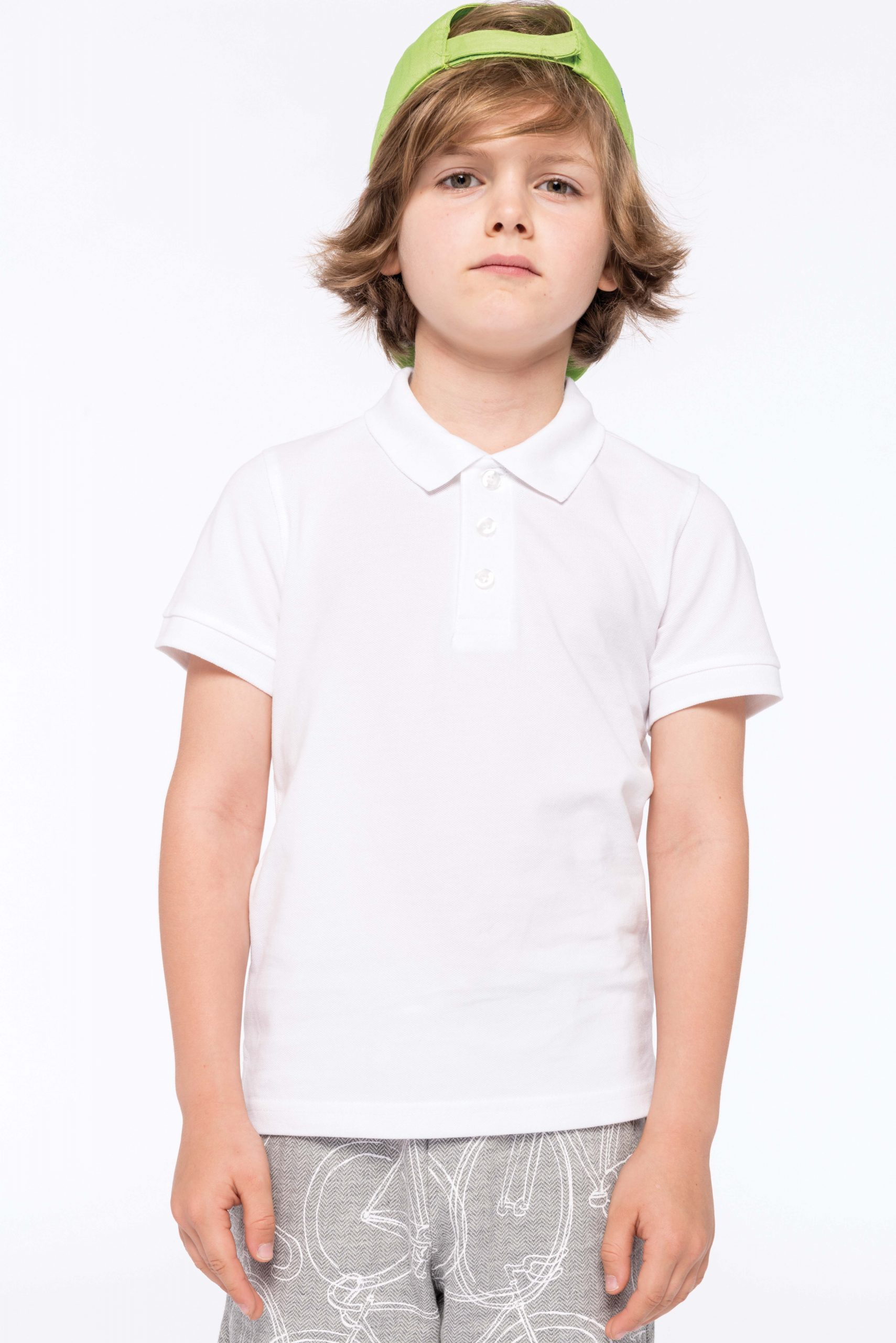 Short Sleeves Poloshirt Kids