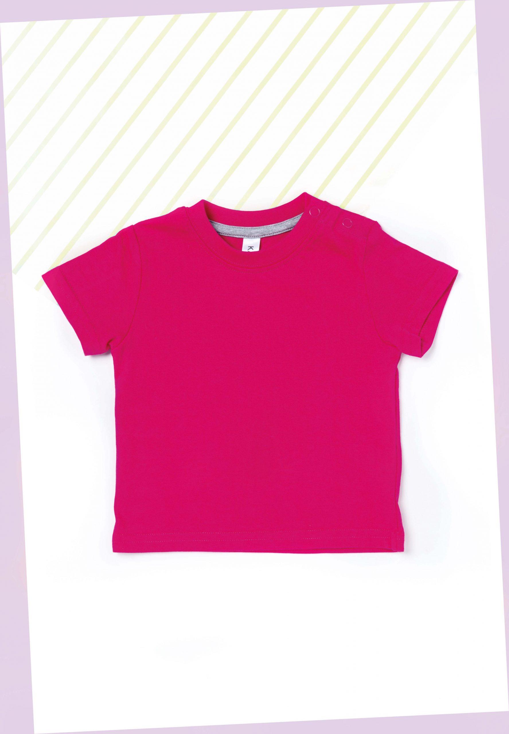 Short Sleeves T-shirt Baby