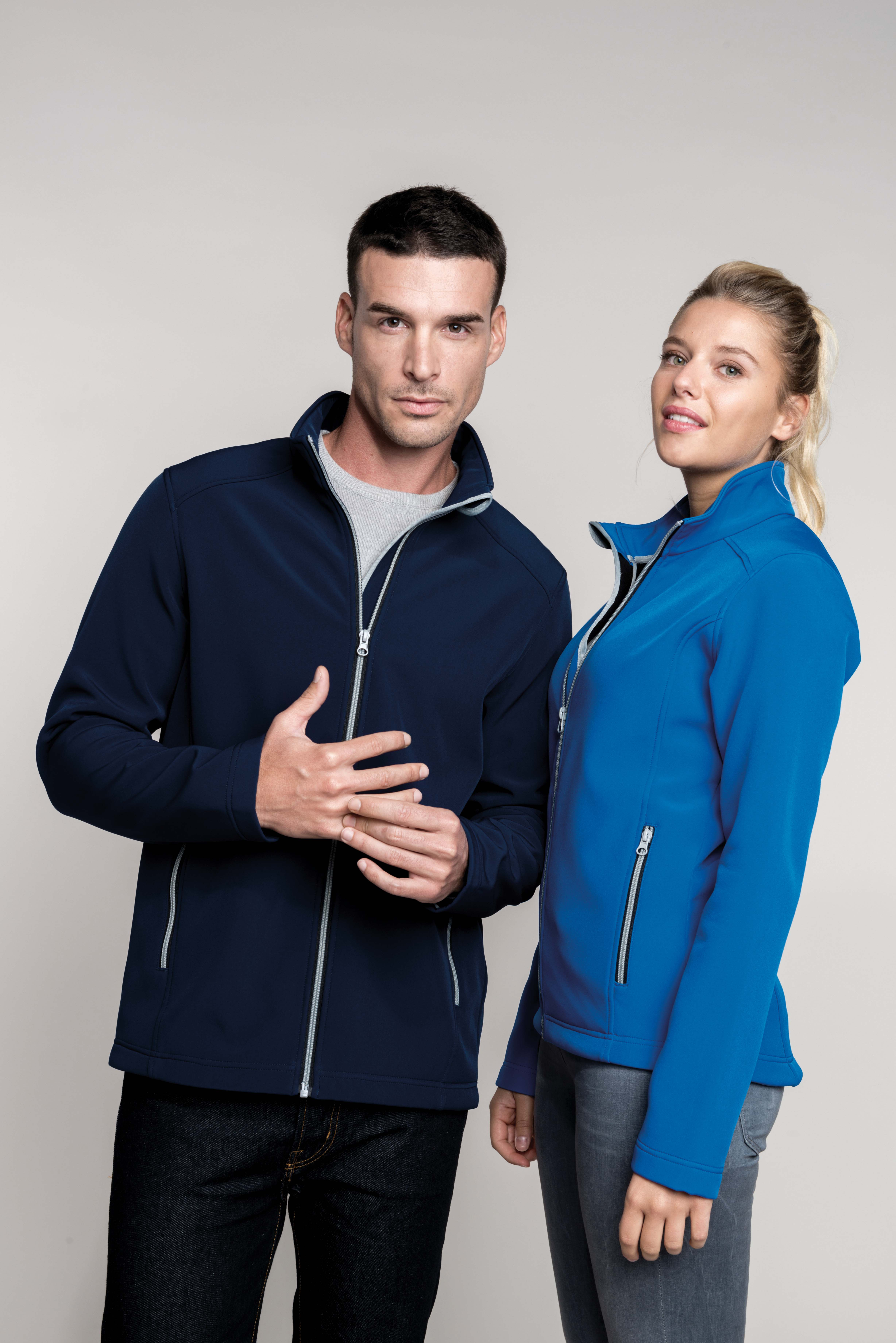 2-Laags Softshell Women