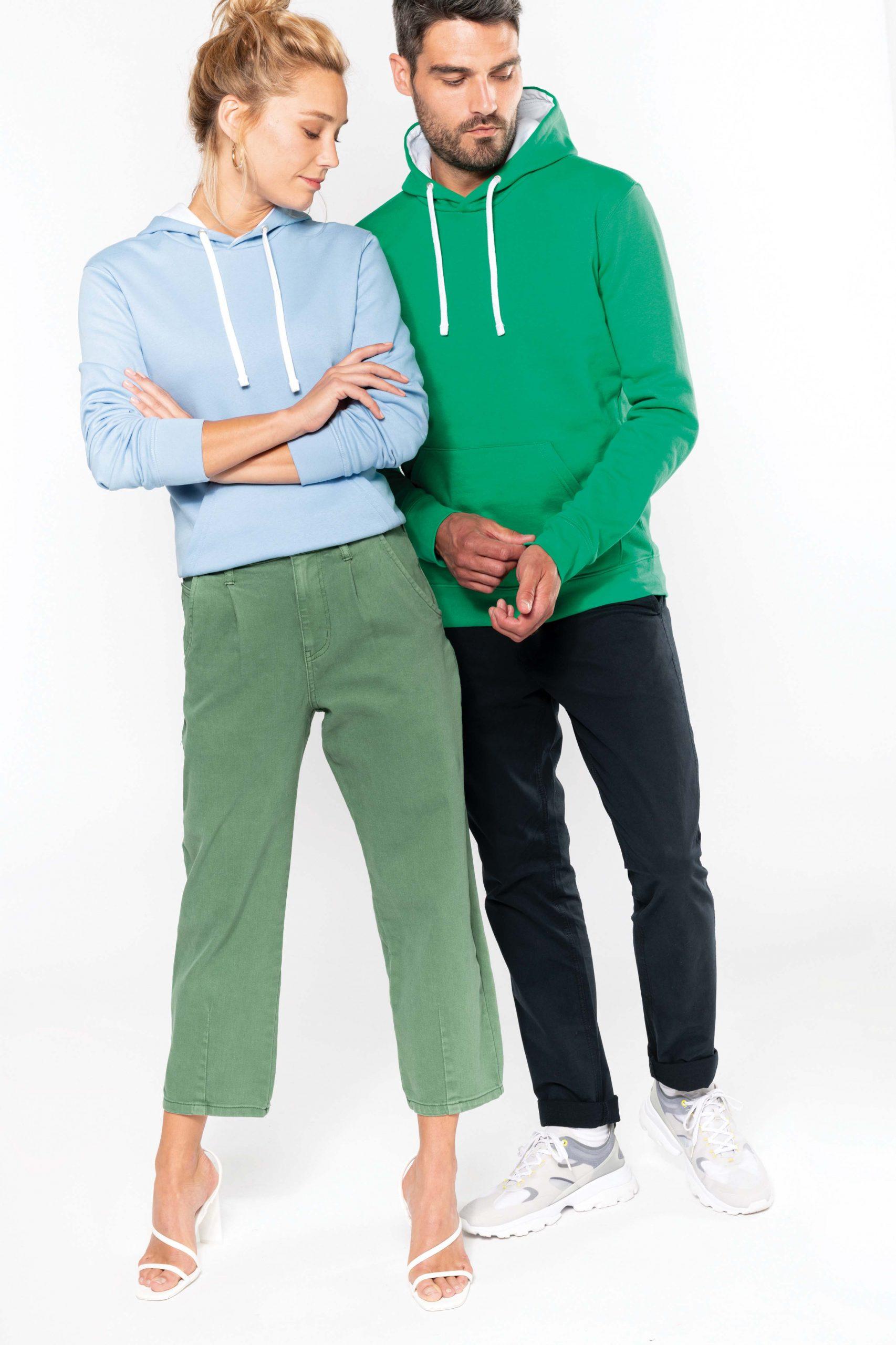 Hooded Sweater Men