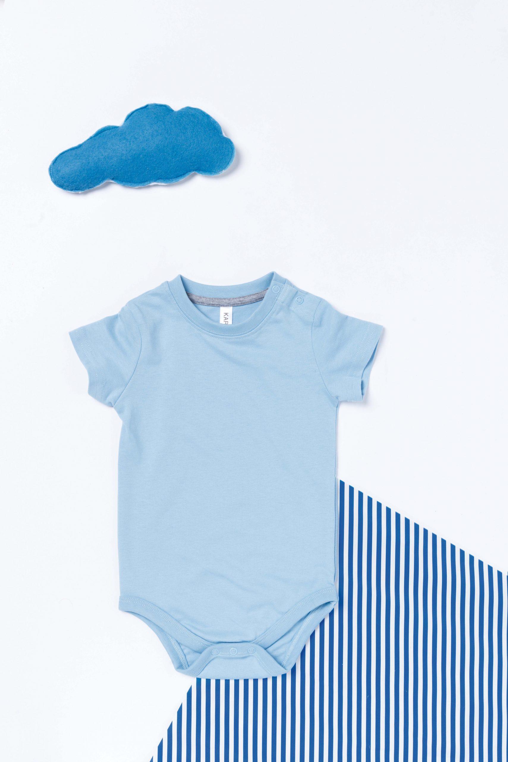 Short Sleeves Bodysuit Baby