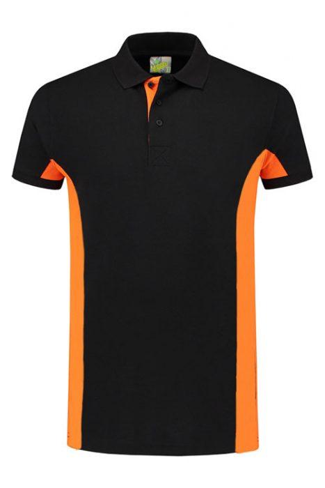 Black / Orange
