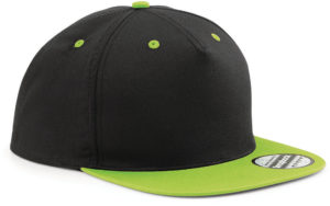 Black / Lime Green
