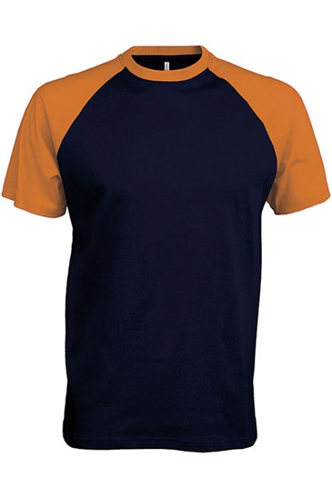 Navy - Orange