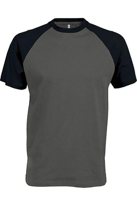 Slate Grey - Black