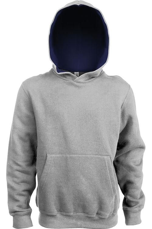 Oxford Grey - Navy
