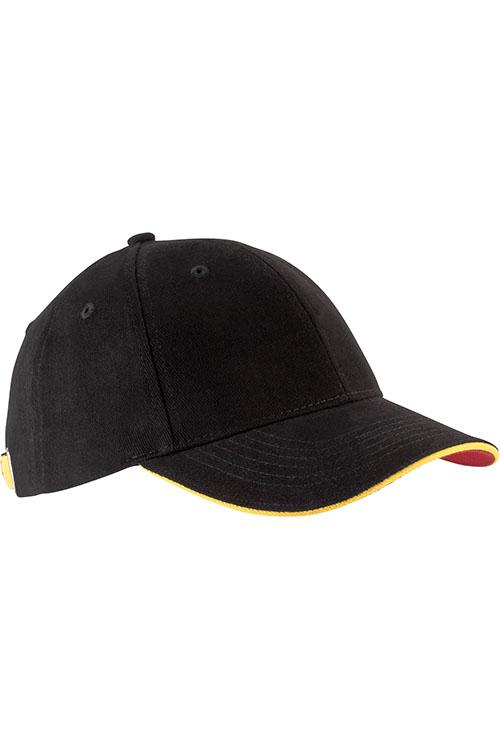Black - Yellow - Red