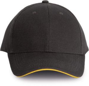 Dark Grey / Yellow