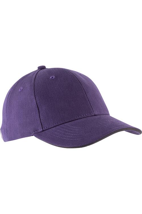 Purple - Dark Grey