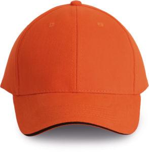 Spicy Orange / Dark Grey