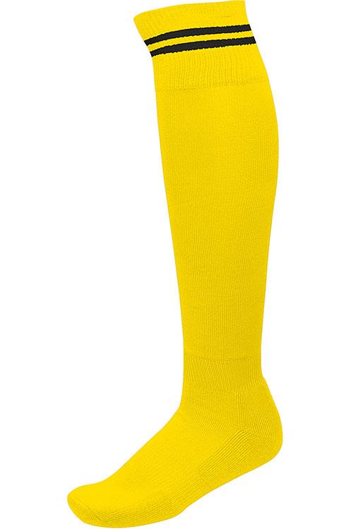 Sporty Yellow - Black