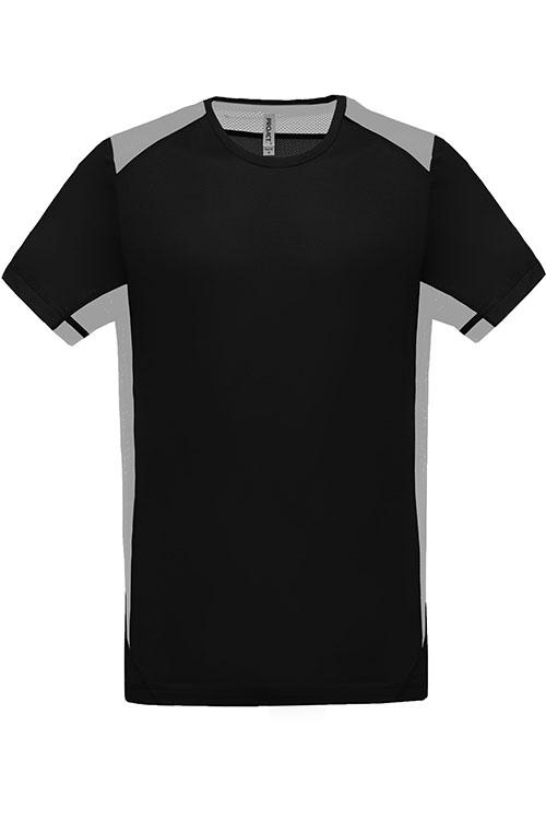 Black - Fine Grey