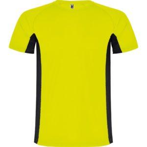 Fluor Yellow - Black
