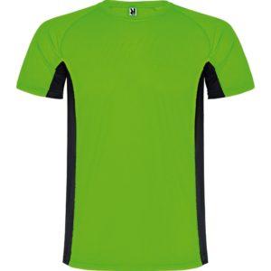 Fluor Green - Black