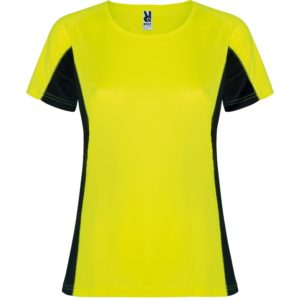 Fluor Yellow - Black