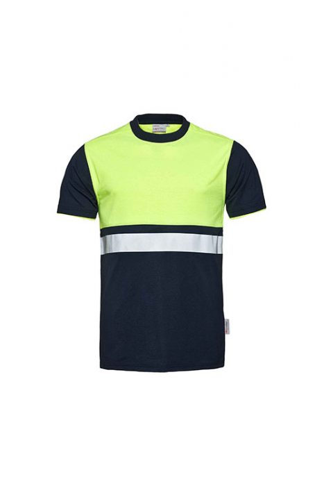 Real Navy/Fluor Yellow