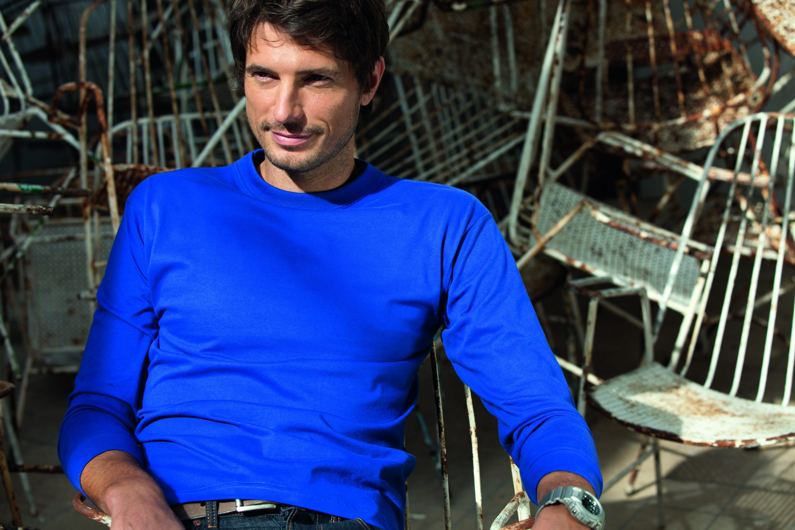 T-shirt Long Sleeve James Unisex
