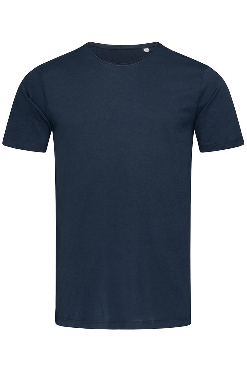 T-shirt Crewneck Finest Cotton-T Men