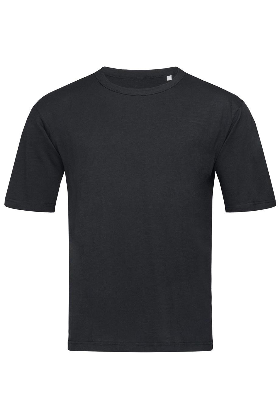 T-shirt Crewneck Organic Slub SS Men
