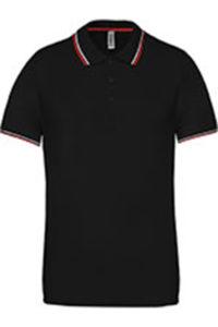 Black - Red - White