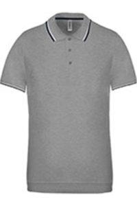Oxford Grey - Navy - White